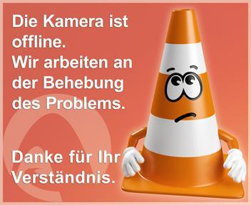 B 197 Arlbergpassstraße Richtung St. Anton, Webcam (c) Land Tirol